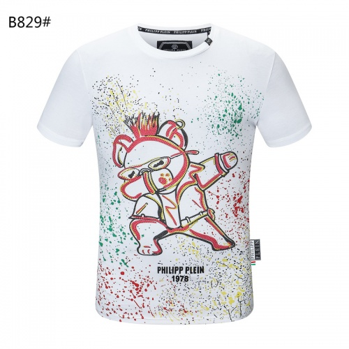 Philipp Plein PP T-Shirts Short Sleeved For Men #834753