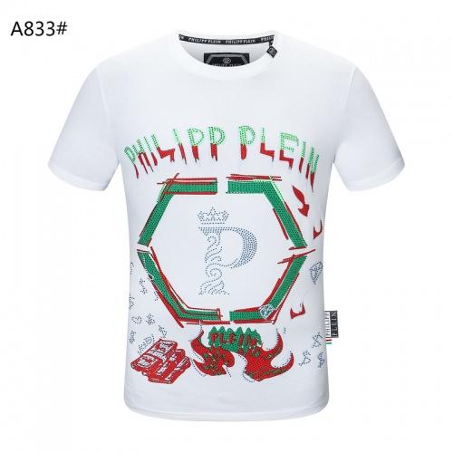 Philipp Plein PP T-Shirts Short Sleeved For Men #834756