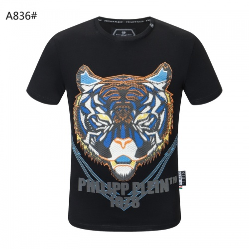 Philipp Plein PP T-Shirts Short Sleeved For Men #834763