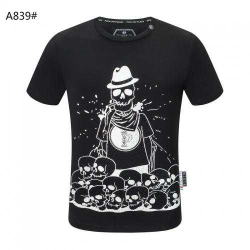 Philipp Plein PP T-Shirts Short Sleeved For Men #834766