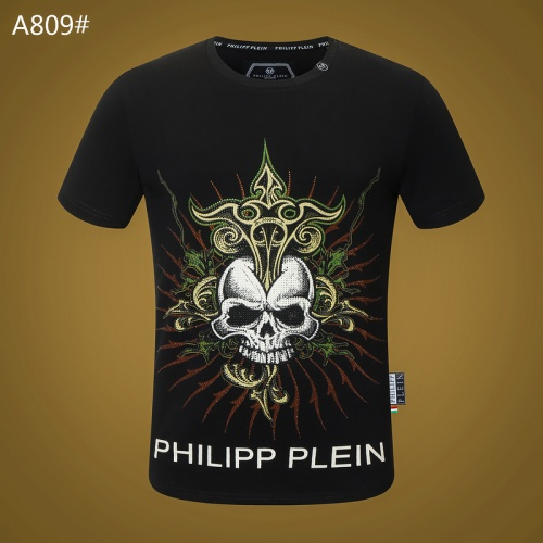 Philipp Plein PP T-Shirts Short Sleeved For Men #834767