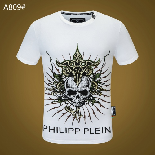 Philipp Plein PP T-Shirts Short Sleeved For Men #834768