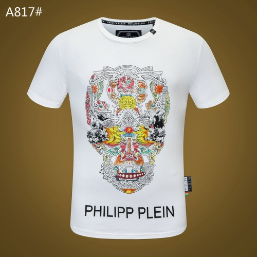 Philipp Plein PP T-Shirts Short Sleeved For Men #834772