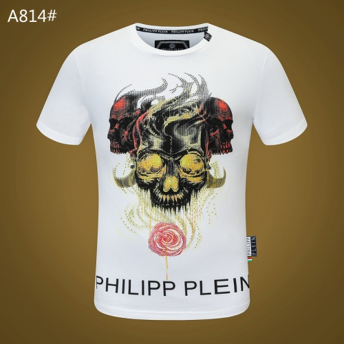 Philipp Plein PP T-Shirts Short Sleeved For Men #834773