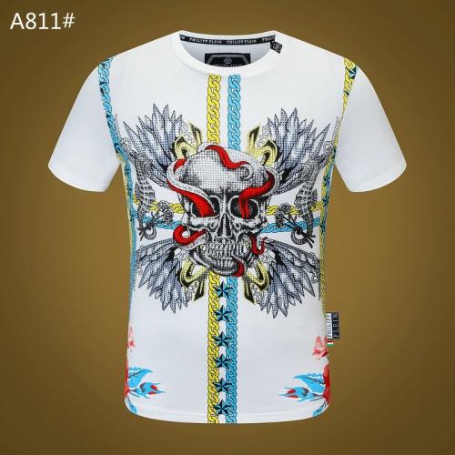 Philipp Plein PP T-Shirts Short Sleeved For Men #834775