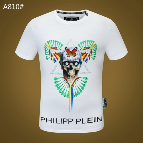 Philipp Plein PP T-Shirts Short Sleeved For Men #834782