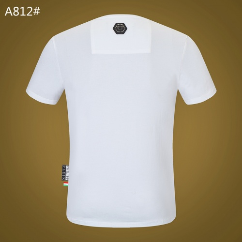 Replica Philipp Plein PP T-Shirts Short Sleeved For Men #834783 $29.00 USD for Wholesale