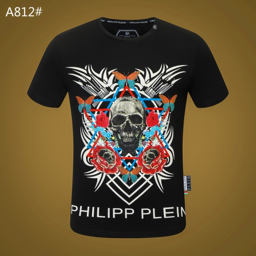 Philipp Plein PP T-Shirts Short Sleeved For Men #834784