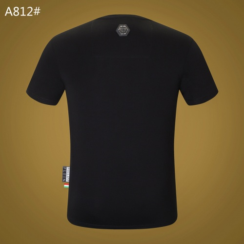 Replica Philipp Plein PP T-Shirts Short Sleeved For Men #834784 $29.00 USD for Wholesale