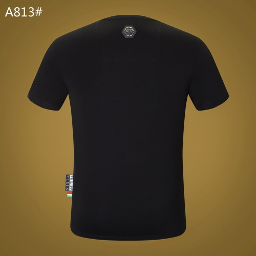Replica Philipp Plein PP T-Shirts Short Sleeved For Men #834786 $29.00 USD for Wholesale