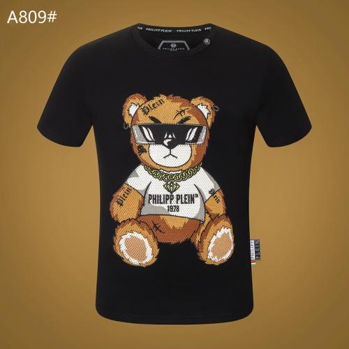 Philipp Plein PP T-Shirts Short Sleeved For Men #834787