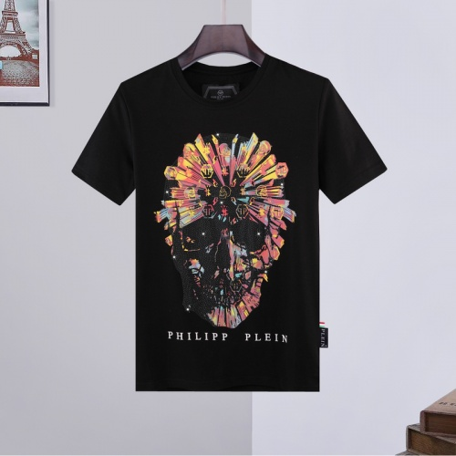 Philipp Plein PP T-Shirts Short Sleeved For Men #834800
