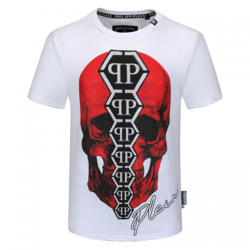 Philipp Plein PP T-Shirts Short Sleeved For Men #834804