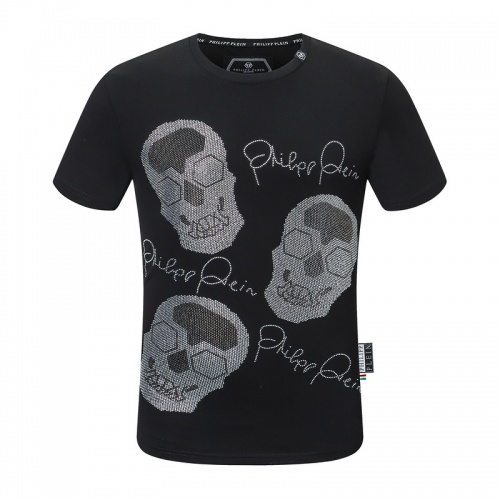 Philipp Plein PP T-Shirts Short Sleeved For Men #834809