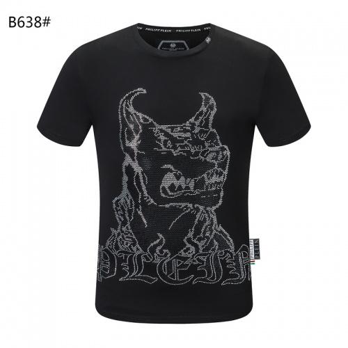 Philipp Plein PP T-Shirts Short Sleeved For Men #834810