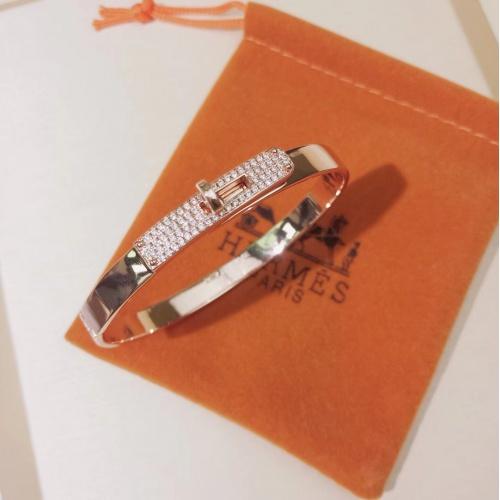 Replica Hermes Bracelet For Women #834815 $58.00 USD for Wholesale