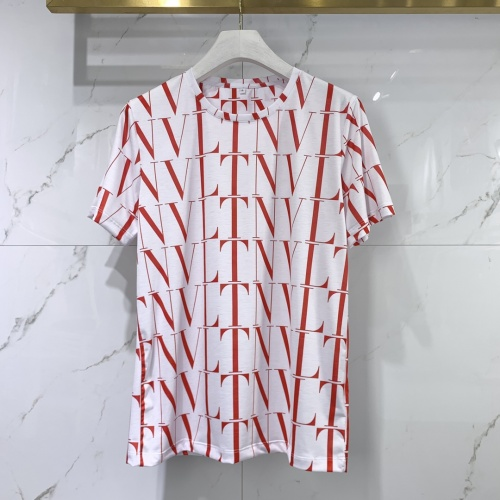 Valentino T-Shirts Short Sleeved For Men #834834 $40.00, Wholesale Replica Valentino T-Shirts