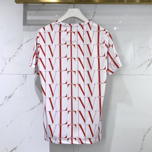 Replica Valentino T-Shirts Short Sleeved For Men #834834 $40.00 USD for Wholesale