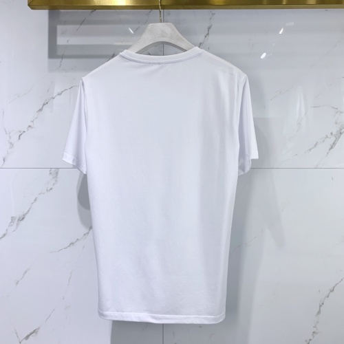 Replica Valentino T-Shirts Short Sleeved For Men #834835 $40.00 USD for Wholesale