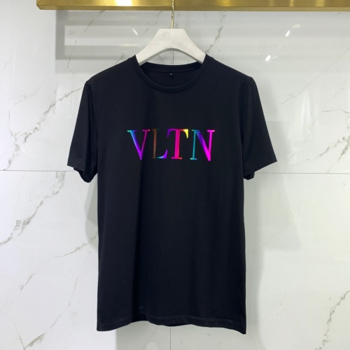 Valentino T-Shirts Short Sleeved For Men #834836 $40.00, Wholesale Replica Valentino T-Shirts