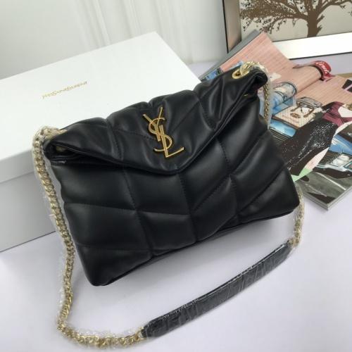Yves Saint Laurent YSL AAA Messenger Bags For Women #834843 $96.00, Wholesale Replica Yves Saint Laurent YSL AAA Messenger Bags