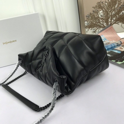 Replica Yves Saint Laurent YSL AAA Messenger Bags For Women #834845 $100.00 USD for Wholesale