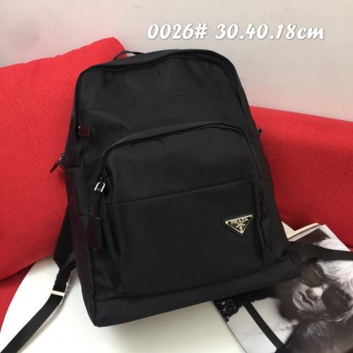 Prada AAA Backpacks #834849