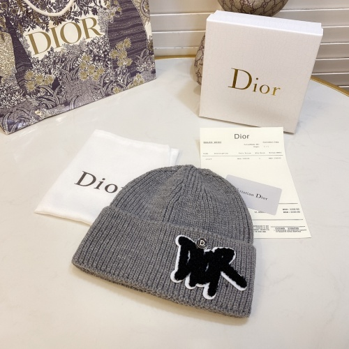 Replica Christian Dior Caps #834851 $32.00 USD for Wholesale