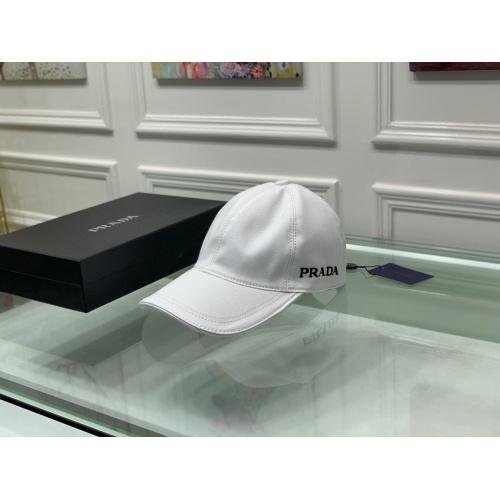 Prada Caps #834864 $36.00 USD, Wholesale Replica Prada Caps