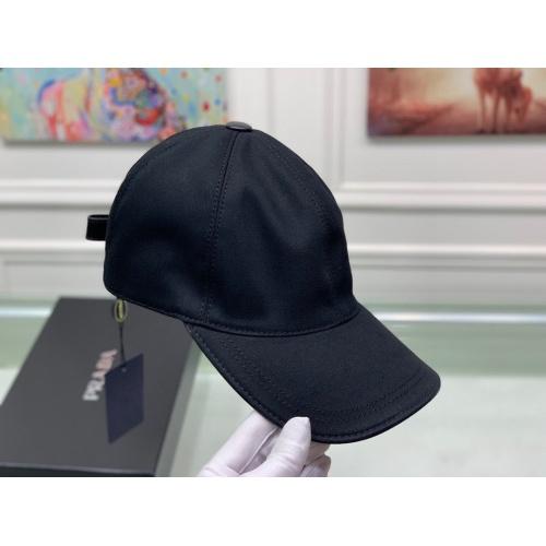 Replica Prada Caps #834865 $36.00 USD for Wholesale