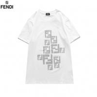 $29.00 USD Fendi T-Shirts Short Sleeved O-Neck For Men #828106