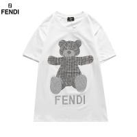 $32.00 USD Fendi T-Shirts Short Sleeved O-Neck For Men #828113
