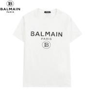 $29.00 USD Balmain T-Shirts Short Sleeved O-Neck For Men #828458