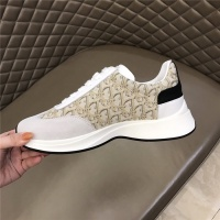 $76.00 USD Christian Dior Casual Shoes For Men #829158