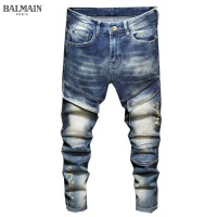 $48.00 USD Balmain Jeans Trousers For Men #829297
