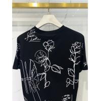 $41.00 USD Alexander McQueen T-shirts Short Sleeved O-Neck For Men #829299
