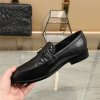 $88.00 USD Versace Leather Shoes For Men #829492