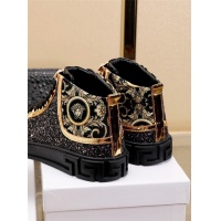 $82.00 USD Versace High Tops Shoes For Men #829927
