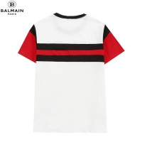 $27.00 USD Balenciaga T-Shirts Short Sleeved O-Neck For Men #830099