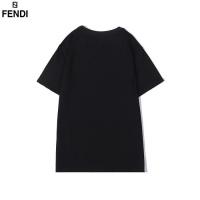 $27.00 USD Fendi T-Shirts Short Sleeved O-Neck For Men #830168