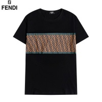 $27.00 USD Fendi T-Shirts Short Sleeved O-Neck For Men #830171