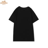 $27.00 USD Hermes T-Shirts Short Sleeved O-Neck For Men #830253