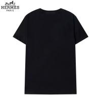 $27.00 USD Hermes T-Shirts Short Sleeved O-Neck For Men #830256
