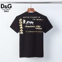 $29.00 USD Dolce & Gabbana D&G T-Shirts Short Sleeved O-Neck For Men #830825