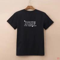 $27.00 USD Balenciaga T-Shirts Short Sleeved O-Neck For Men #830867