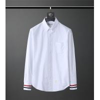 $80.00 USD Thom Browne TB Shirts Long Sleeved Polo For Men #831125