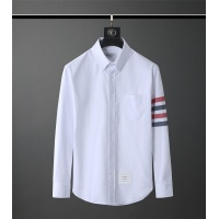 $80.00 USD Thom Browne TB Shirts Long Sleeved Polo For Men #831136