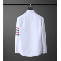 $80.00 USD Thom Browne TB Shirts Long Sleeved Polo For Men #831138