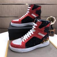 $105.00 USD Philipp Plein PP High Tops Shoes For Men #831148
