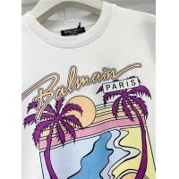 $61.00 USD Balmain Hoodies Long Sleeved O-Neck For Men #831282